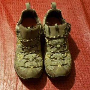 Merrell continuum shoes/boots size 10